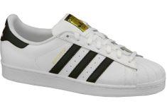 Adidas Superstar J C77154 35,5 Białe