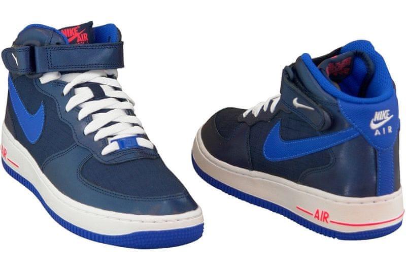 Nike Air Force 1 Mid Gs 314195 412 granatowe 38,5