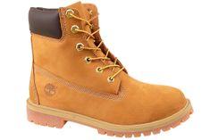 Timberland 6 In Premium WP Boot Jr 12909 39 Żółte