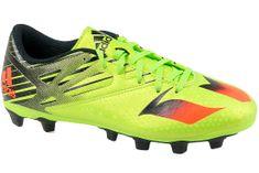 Adidas Messi 15.4 FxG S74698 40 Zielone