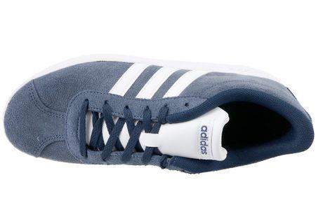 Adidas VL Court 2.0 K DB1828 38 23 Granatowe
