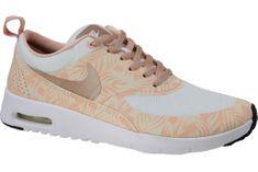 Nike Air Max Thea Print GS 834320-100 37,5 Beżowe
