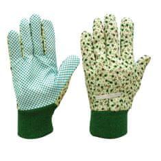 Verdemax Bavlněné zahradní rukavice, velikost M