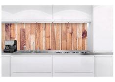 Dimex Fototapeta do kuchyne KI-180-086 Drevený obklad 60 x 180 cm