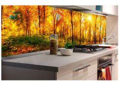 Dimex Fototapeta do kuchyne KI-180-084 Slnečný les 60 x 180 cm
