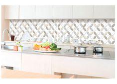 Dimex Fototapeta do kuchyne KI-350-099 Béžové lupene 60 x 350 cm
