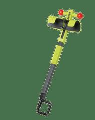 Bullock Absolute - universální mechanický zámek pedálu + volantu aut