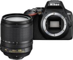 Nikon DSLR fotoaparat D3500 + 18-105VR