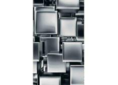 Dimex Fototapeta MS-2-0285 Chrómové kocky 150 x 250 cm