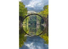 Dimex Fototapeta MS-2-0060 Oblúkový most 150 x 250 cm