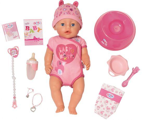 BABY born Soft Touch holčička
