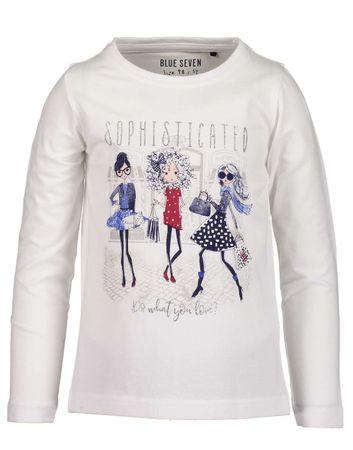 Blue Seven lány póló 92 fehér