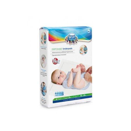 Canpol babies Jednorázové přebalovací podložky 10 ks