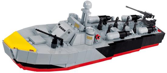 Cobi SMALL ARMY II WW Torpédoborec PT-305