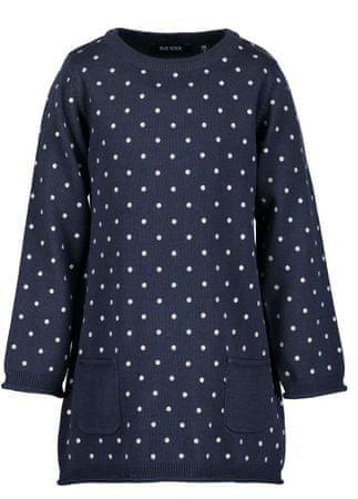 Blue Seven dievčenské šaty 92 modrá