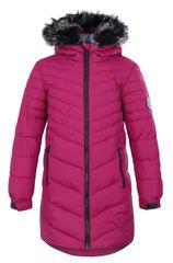 Loap dievčenský zimný kabát Oksara