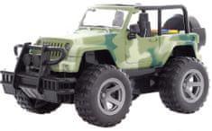 Lamps Jeep vojenský na baterie