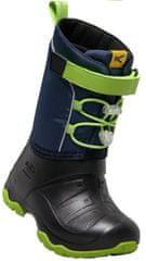 KEEN dječje zimske cipele Lumi Boot WP C blue nights/greener, plavo-zelene