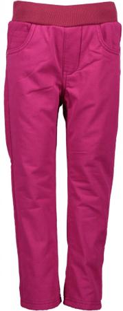 Blue Seven dekliške hlače, roza, 92