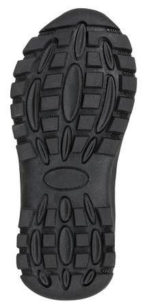 b4e2dab3ed46d Loap chlapčenské zimné topánky Sillo 30 čierna/zelená   MALL.SK