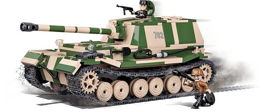 Cobi SMALL ARMY II WW Panzerjager Tiger SdKfz 184 Ferdinand