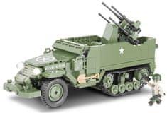 Cobi model samobieżnego działa przeciwlotniczego M16, SMALL ARMY