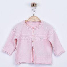 Kitikate Dívčí pletený svetřík vzorovaný