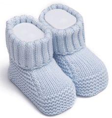 Kitikate Chlapčenské capačky / ponožky pletené