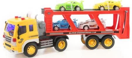 Lamps ciężarówka z lawetą, na baterie