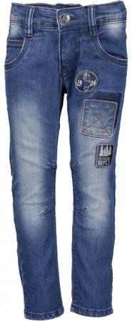 Blue Seven spodnie jeansowe chłopięce 92 niebieskie
