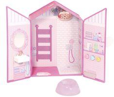 Baby Annabell Koupelna - rozbaleno