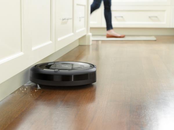 iRobot Roomba E5 funkce virtuální zdi