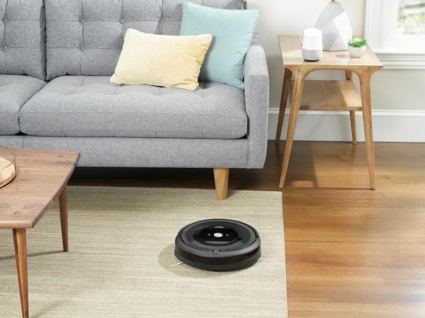 iRobot Roomba E5 funkce ANTITANGLE systém proti zamotání do kabelů