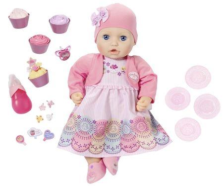 Baby Annabell Ünnepi nap - baba