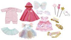 Baby Annabell Slávnostný deň - sada oblečkov a doplnkov