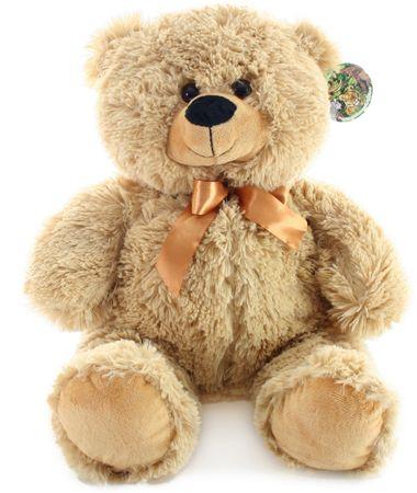 Lamps Plyš medvěd světlý 46 cm