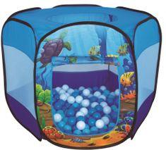 iPlay Stan s loptičkami podmorský