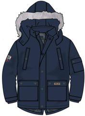 Losan chlapecká zimní bunda