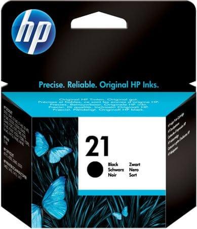HP kartuša C9351AE črna #21