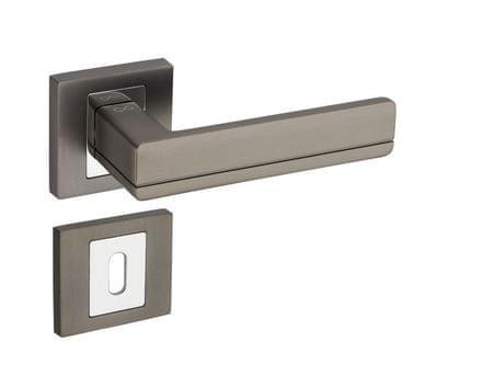 Infinity Line Platon 200 titan - klika ke dveřím - pro pokojový klíč