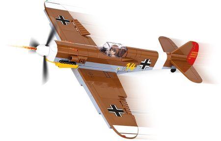 Cobi letalo SMALL ARMY Messerschmitt Bf-109 F-4 Trop