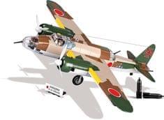 Cobi bombowiec Small Army II WW Nakajima Ki-49 Helen