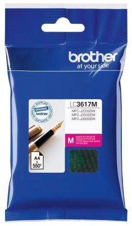 BROTHER Atrament magenta LC3617M