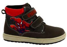 Disney by Arnetta fiú bokacipő Spiderman