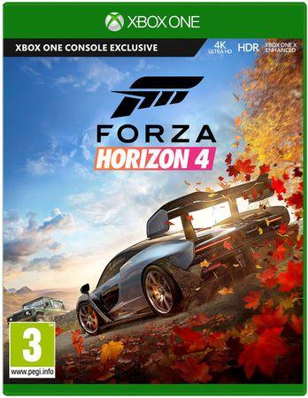 Microsoft Forza Horizon 4 (Xbox ONE)