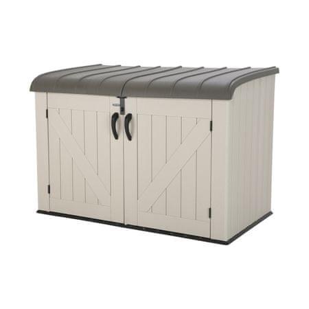 8f72f0bc5 LIFETIME záhradný úložný box LIFETIME 60170 HORIZONTAL | MALL.SK