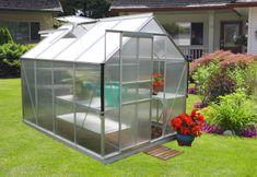 Vitavia Garden szklarnia VITAVIA TARGET 5000 PC 4 mm srebrna