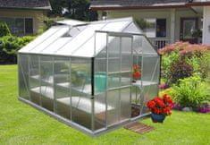 Vitavia Garden szklarnia VITAVIA TARGET 6200 PC 4 mm srebrna