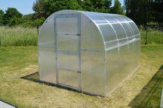 LanitPlast skleník KYKLOP 2x4 m PC 4 mm + DARČEKY