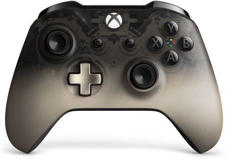Microsoft Gamepad Xbox One S, Phantom Black